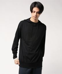 ROBES&CONFECTIONS(ローブスコンフェクションズ)のRobes&Confections/ローブス&コンフェクションズ/Washable Wool Jersey Hooded Pull Over/BRC-T03-110(パーカー)