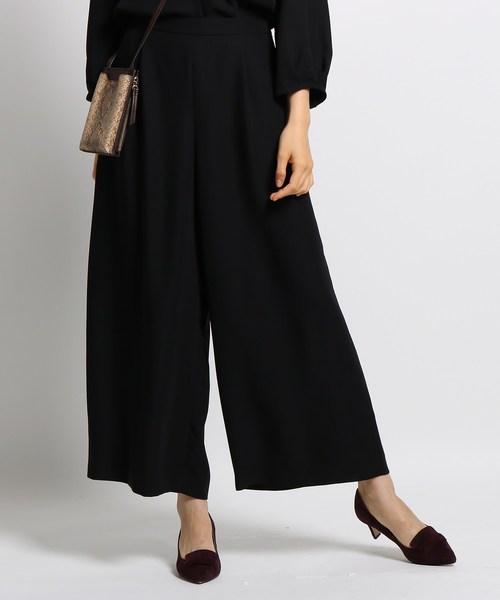 【全品送料無料】 ポリツイルストレートパンツ(パンツ)|INDIVI(インディヴィ)のファッション通販, 平内町:369c3b5c --- pyme.pe