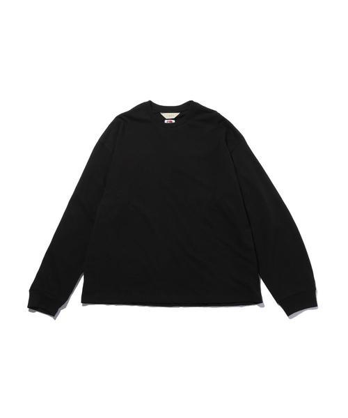 <JieDa> FRUIT LS TEE/Tシャツ