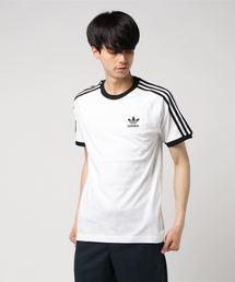 adidas(アディダス)のスリーストライプスTシャツ [3 STRIPES TEE] アディダスオリジナルス(Tシャツ/カットソー)