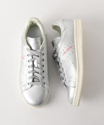 <adidas Originals(アディダス)>Stan Smith スタンスミス シルバースニーカー