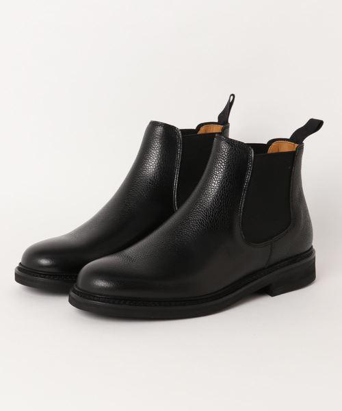 かわいい! BERWICK(バーウィック)/ レザーサイドゴアブーツ/ ビブラムソール 272(ブーツ)|BERWICK(バーウィック)のファッション通販, チチブグン:029551df --- fahrservice-fischer.de
