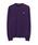 Paul Smith(ポールスミス)の「SPORTS STRIPE ZEBRA CREW NECK SWEATER / 282400 169SZ(ニット/セーター)」|パープル