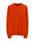 Paul Smith(ポールスミス)の「SPORTS STRIPE ZEBRA CREW NECK SWEATER / 282400 169SZ(ニット/セーター)」|レッド