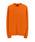 Paul Smith(ポールスミス)の「SPORTS STRIPE ZEBRA CREW NECK SWEATER / 282400 169SZ(ニット/セーター)」|オレンジ