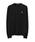 Paul Smith(ポールスミス)の「SPORTS STRIPE ZEBRA CREW NECK SWEATER / 282400 169SZ(ニット/セーター)」|ブラック