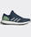 adidas(アディダス)の「ピュアブースト [PureBOOST] ランニングシューズ(スニーカー)」|ブルー系その他