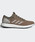 adidas(アディダス)の「ピュアブースト [PureBOOST] ランニングシューズ(スニーカー)」|カーキ