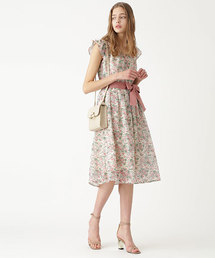 971f11f615629 JILLSTUART(Dress)(ドレス)の「◇ レーシーフラワーワンピース(ワンピース)