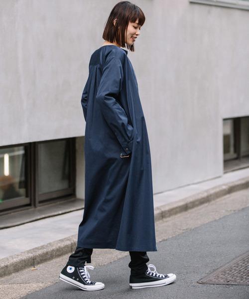 超人気新品 コットンナイロンクロス ベルテッドワンピース(ワンピース)|Munich(ミューニック)のファッション通販, HIDA-LEDA:fc9c12c0 --- ascensoresdelsur.com