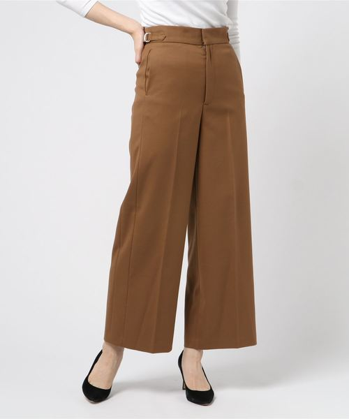 一番人気物 強撚ストレッチワイドパンツ(パンツ)|H/standard(アッシュ・スタンダード)のファッション通販, サムカワマチ:ec795c9d --- skoda-tmn.ru