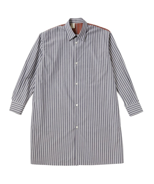FALL2020 LONG SHIRT