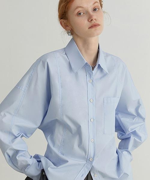 【Fano Studios】【2021AW】Multi color casual shirt FQ21S001