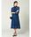 CELFORD(セルフォード)の「レースワンピース(ドレス)」 ブルー