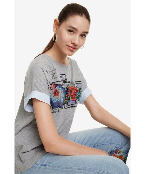 Tシャツ レタリング ADRIANA
