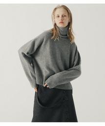 LE CIEL BLEU(ルシェルブルー)のTurtleneck Boil Knit Tops(ニット/セーター)