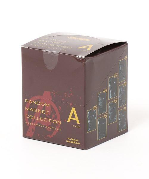 【 MARVEL 】 マーベル アベンジャーズ エンドゲーム ランダムマグネットコレクション A BOX