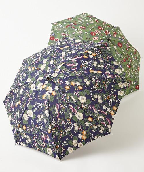 ハトの庭日傘
