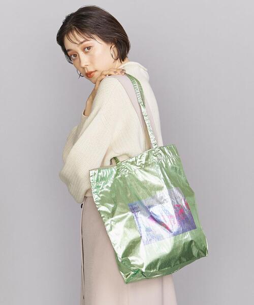 【別注】<CASSELINI>メタル トートバッグ