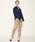 MARIEBELLE JEAN(マリベルジーン)の「MARIEBELLE JEAN   テーパード トラウザー カラーパンツ   KIR(キール)/33173020(スラックス)」|詳細画像