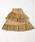 MIXXDAVID(ミックスディビッド)の「MIXXDAVID / SHEER CHECK TIERED SKIRT シアーチェック柄ティアードスカート(スカート)」|詳細画像