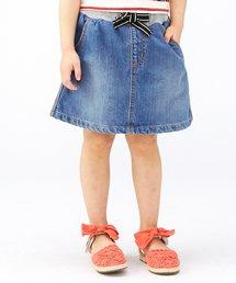 BREEZE(ブリーズ)のベーシック台形スカート(スカート)