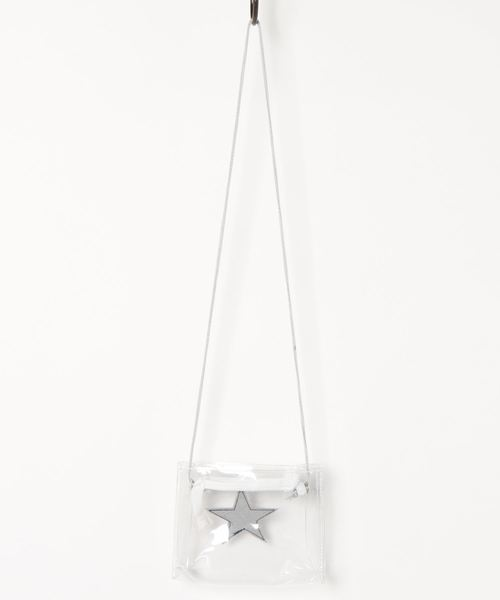 スター クリア サコッシュ / Star Clear Sacoche