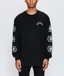 <PLEASURES> RITUAL LSL TEE/Tシャツ