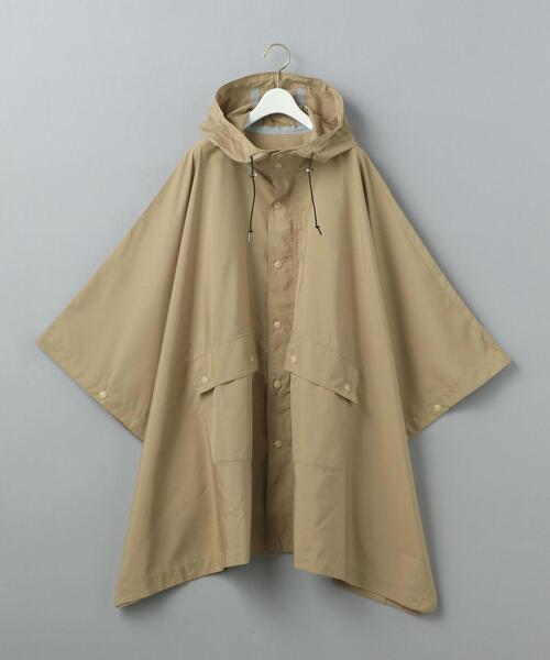 【WORK TRIP OUTFITS】【 Traditional Weatherwear 】★WTO レイン パーカー ポンチョ