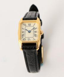 Jewel Changes(ジュエルチェンジズ)のInteract Watch Co. スクエア カタオシベルト / インタラクト ウォッチ コー / 時計(腕時計)