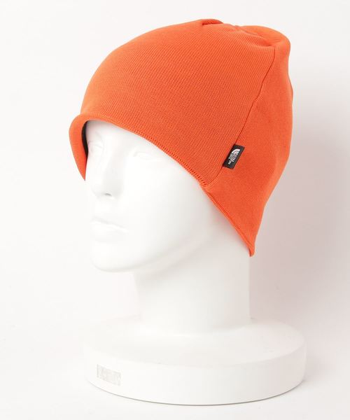 THE NORTH FACE(ザノースフェイス)の「THE NORTH FACE WINDSTOPPER BEANIE(ニットキャップ/ビーニー)」|オレンジ
