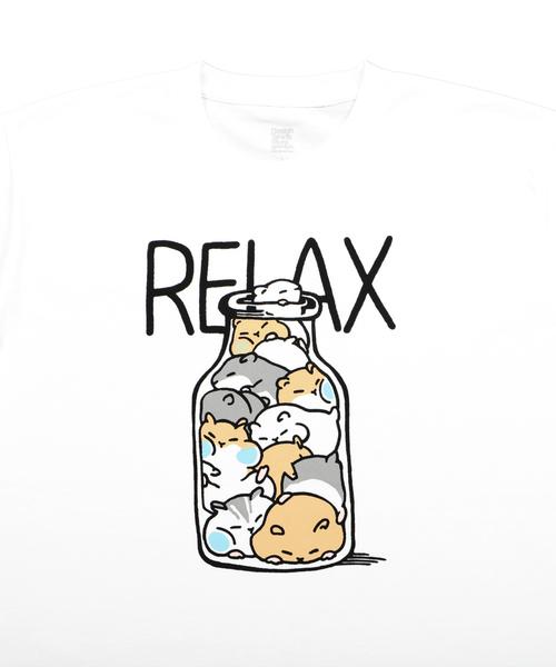 ベーシックTシャツ/リラックス