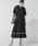 Emma Taylor(エマテイラー)の「【STYLEBAR】タックフレアシャツドレス(ワンピース)」|詳細画像