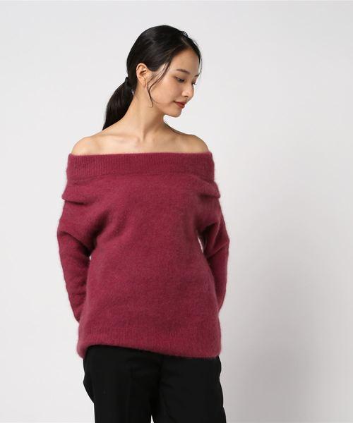 100%正規品 フェレットオフショルニット(ニット/セーター)|COOMB(クーム)のファッション通販, カー用品卸問屋 ニューフロンテア:9808b595 --- pyme.pe