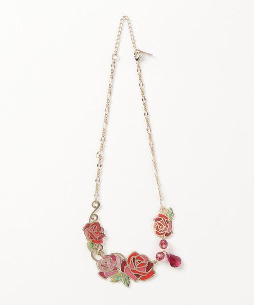 有名なブランド 薔薇モチーフ ネックレス(ネックレス) ANNA|ANNA SUI(アナスイ)のファッション通販, 新撰文具:03c98c81 --- skoda-tmn.ru