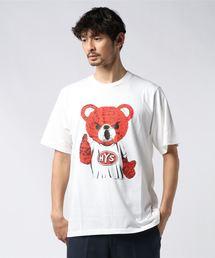 BEAR MASTER Tシャツホワイト