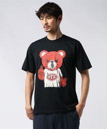 BEAR MASTER Tシャツブラック