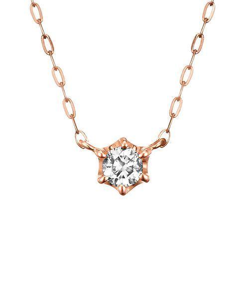 最新な K18ピンクゴールドネックレス(ネックレス)|4℃(ヨンドシー)のファッション通販, LOVELY DAY:2570426b --- ivanevtushenko.com.ua