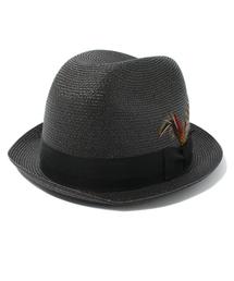 NEW YORK HAT(ニューヨークハット)のSchott/ショット/SEWN MIX FEDORA/ミックス フェドラ ハット(ハット)