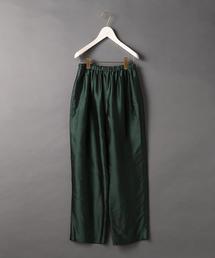 <6(ROKU)>JACQUARD PANTS 2/パンツ