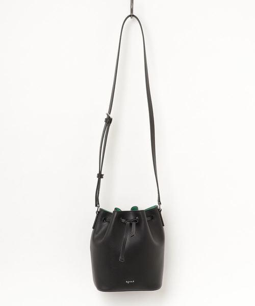 超人気の MS10-01 agnes alice 巾着ショルダーバッグ(ショルダーバッグ) alice b.|agnes b.(アニエスベー)のファッション通販, 高級ブランド:dabd69b0 --- ascensoresdelsur.com