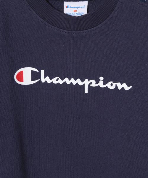 【BABY】Championスウェットプルオーバー/817877