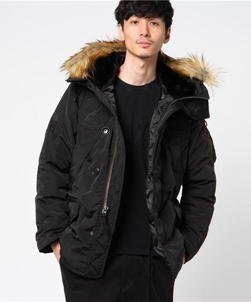 【通販 人気】 【ブランド古着】コート(その他アウター)|AVIREX(アヴィレックス)のファッション通販 - USED, メモリアルショップ フォーユー:afcab9f8 --- dpu.kalbarprov.go.id