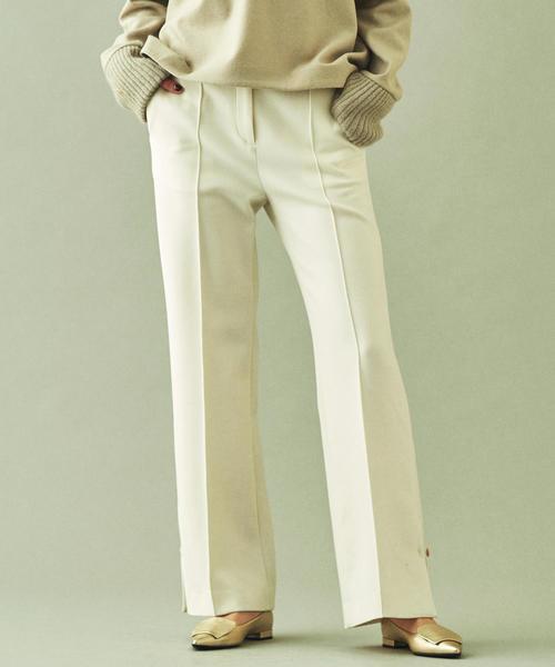 逆輸入 ウールダブルフェイス セミフレアパンツ(パンツ)|DES DES PRES(デ・プレ)のファッション通販, 天珠 天然石 樓蘭(ロウラン):358e60c0 --- kredo24.ru