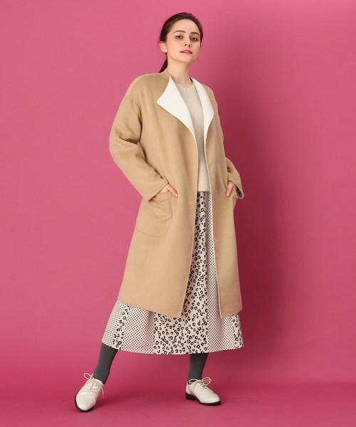 【超お買い得!】 【WEB限定サイズ(LL)あり】リバーシブルコート(その他アウター) Couture|couture brooch(クチュールブローチ)のファッション通販, カワマタマチ:a02d4d63 --- steuergraefe.de