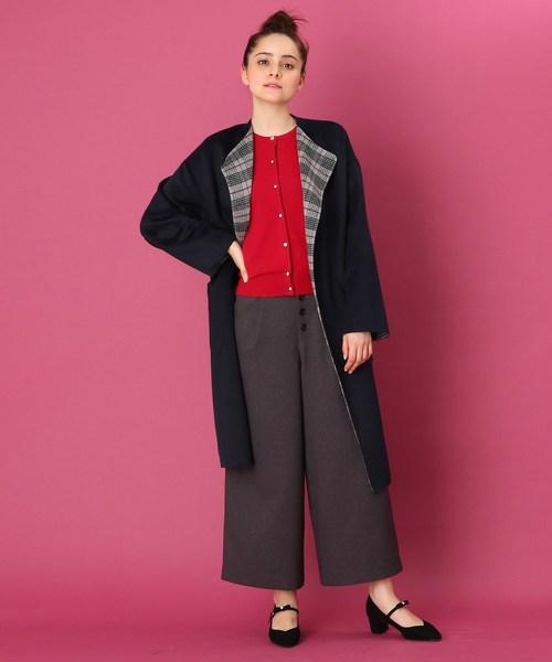 魅了 【WEB限定サイズ(LL)あり】リバーシブルコート(その他アウター) Couture|couture brooch(クチュールブローチ)のファッション通販, 揖斐郡:a788cef0 --- steuergraefe.de