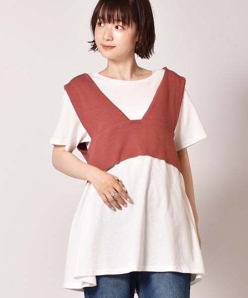 【セットアイテム】リボンビスチェセット