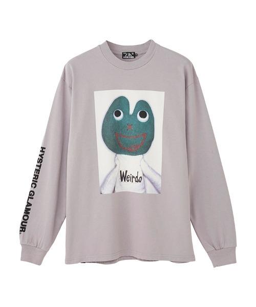 WEIRDO FROG Tシャツ