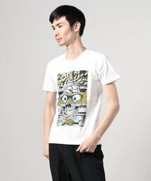 "Sync.(スィンク)のSync. 【D*FACE】 TEE ""SKULL SHAKE""(Tシャツ/カットソー)"