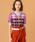 UNITED TOKYO(ユナイテッドトウキョウ)の「シアーチェックニット(ニット/セーター)」 詳細画像